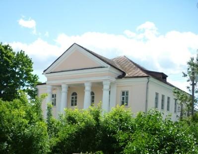 Библиотека п.Высокое Торжокский район